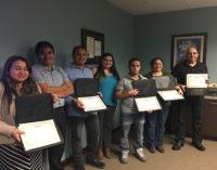 Pequeños empresarios latinos se gradúan de Programa de Administración de Negocios