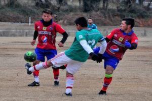 Ambos equipos lucharon por un pase a la final/Gustavo de los Ríos