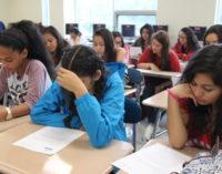 Uno de cada cuatro estudiantes en las escuelas del CMS es latino