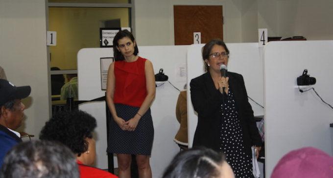 Difunden consultas migratorias gratuitas en consulado mexicano