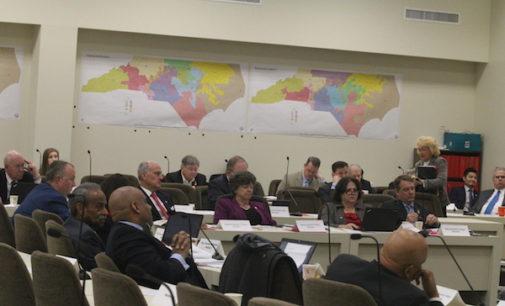 Legisladores deberán rediseñar más de 20 distritos electorales