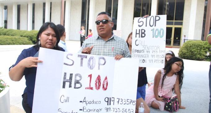 Legislatura estatal trató de aprobar varias propuestas antiinmigrantes en el 2016