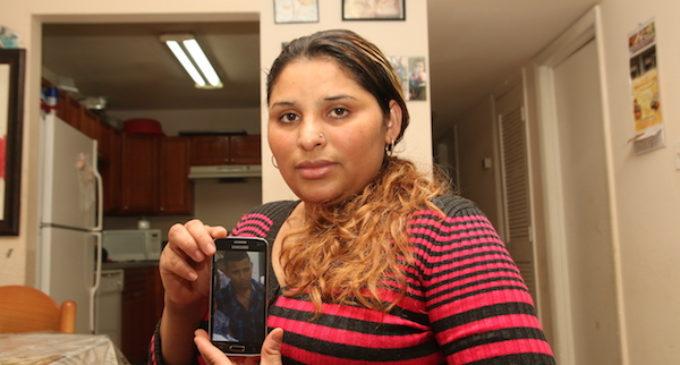 Joven salvadoreño podría ser deportado en enero