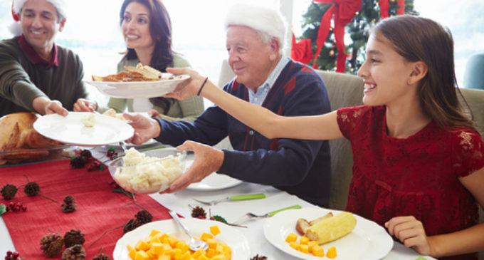 ¿Cómo disfrutar de las fiestas y mantener una alimentación saludable?