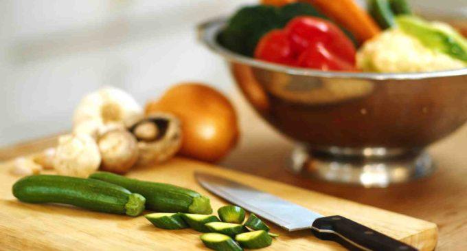 Elimine las excusas y coma más frutas y vegetales