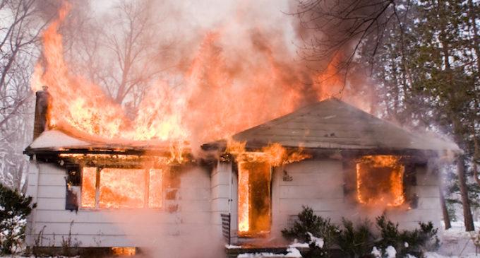 La Cruz Roja del Triángulo recuerda medidas para evitar incendios durante el invierno