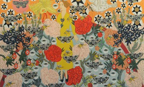 Cristina Toro llega a la galería LaCa con sus pinturas llenas de luz y color