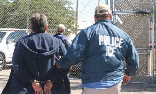 Solo 8 inmigrantes (de 4,500 con órdenes de deportación) tenían cargos criminales en las Carolinas