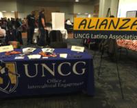 Realizan el Cuarto Evento Familiar para latinos en la universidad de Greensboro