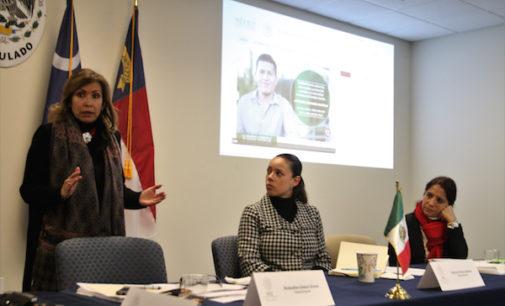 Consulado lanza tres paquetes informativos migratorios