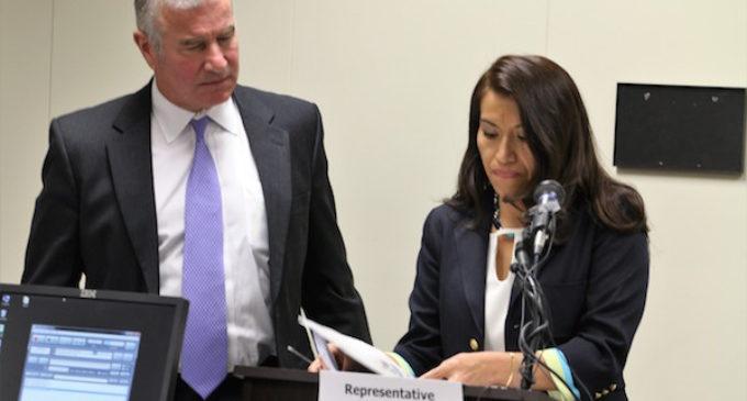 Presentan en comité más de 700 firmas en contra de proyecto antiinmigrante