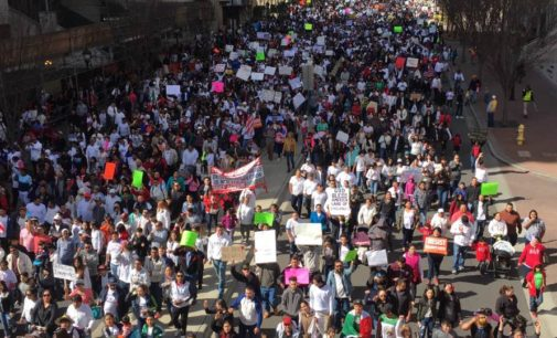 Se realiza la marcha en favor de los inmigrantes más grande que haya tenido Carolina del Norte en la última década