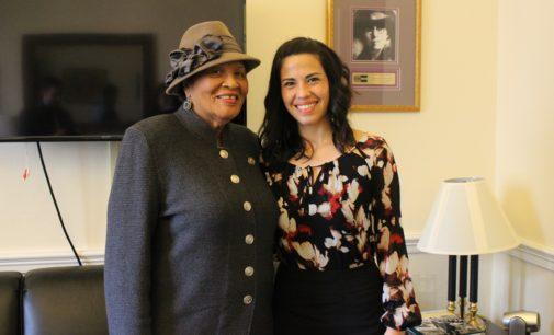 Latina de Charlotte es invitada al primer discurso presidencial