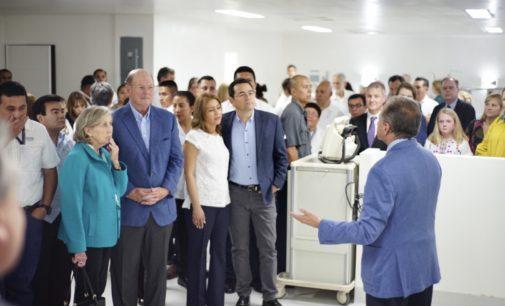 Inauguran hospital en Guatemala con ayuda de programa médico local