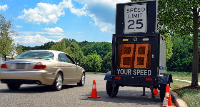 Revisarán velocidad de conductores en Chapel Hill