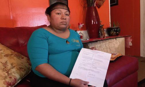 Madre guatemalteca y con permiso de trabajo lucha para no ser deportada