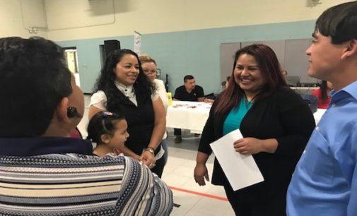 Nueva cónsul de El Salvador hace un llamado a la calma y a documentarse
