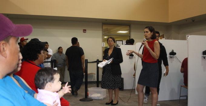 Abren citas para taller de ciudadanía y jornada sabatina en consulado mexicano