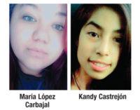 Investigan muerte de dos adolescentes latinas en accidente luego de persecución policial