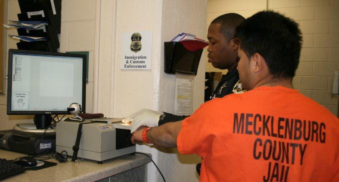 Menos inmigrantes ingresaron en febrero a la cárcel de Mecklenburg por delitos graves