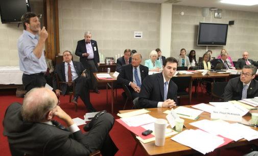Comité del Senado estatal aprueba proyecto que impone el 287(g) y elimina identificaciones comunitarias