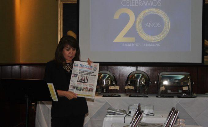 La Noticia cumple 20 años sirviendo a la comunidad latina de las Carolinas