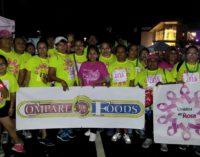 Invitan latinos a participar en caminata por sobrevivientes de cáncer de seno