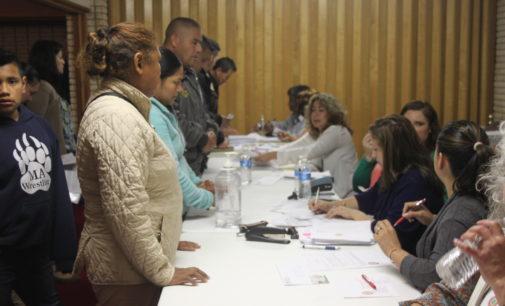 La Liga Hispana realiza jornada de entrega de identificaciones comunitarias en Winston-Salem