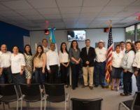 Asociación de guatemaltecos realiza primer encuentro con oficiales consulares en Raleigh