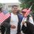 Marchan a favor de trabajadores inmigrantes en Charlotte