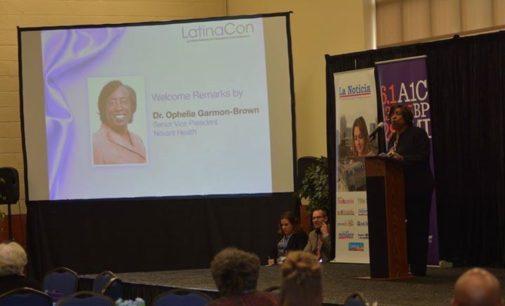 """Doctora Ophelia Garmon-Brown: """"Los latinos deben aprender a cuidar su salud"""""""