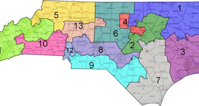 Corte Suprema dice que mapa congresional de Carolina del Norte perjudica a minorías