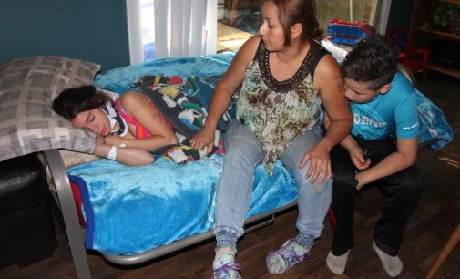 Niña quien huyó de la violencia en su país asegura haber sufrido acoso antiinmigrante en Charlotte