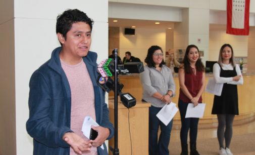 Activista latino recibe amenaza de grupo antiinmigrante