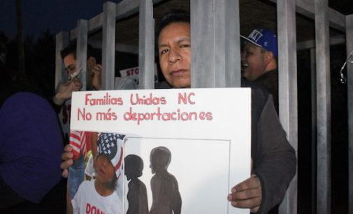 Sube más de 230 % número de deportaciones de inmigrantes en las Carolinas y Georgia