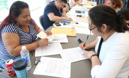 Salvadoreños de Carolina del Norte se unen por el TPS
