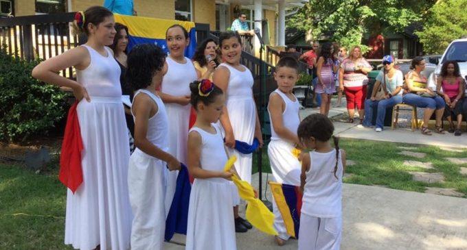Venezolanos celebrarán sus fiestas patrias este sábado en Charlotte