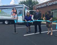 Unidad móvil de salud del consulado mexicanos viajará por las Carolinas