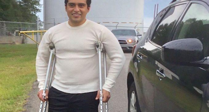 Joven beneficiario de DACA regresó a casa tras casi un año en cárcel de inmigración