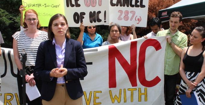Realizarán protesta y serenata para pedir cierre de centros de detención de inmigración