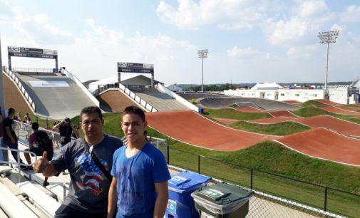 Colombianos triunfan en Mundial de BMX en Rock Hill