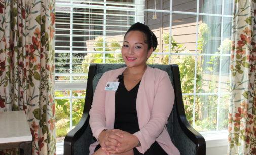 Verónica Calderón: la fe, la planificación y el trabajo duro abren muchas puertas