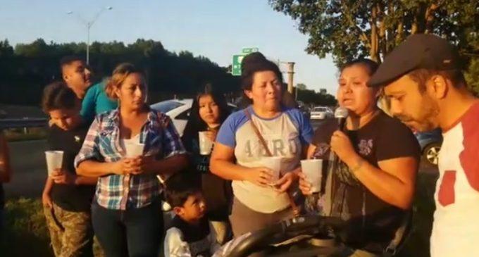 Latino muere abatido por la policía en polémico caso