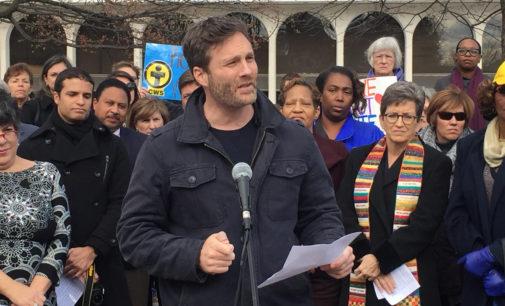 """David Fraccaro: """"Terminar con DACA es mezquino y xenofóbico"""""""