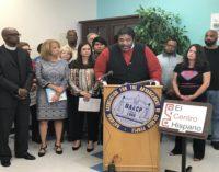 Organizaciones, grupos y líderes de fe piden reforma migratoria y salvar DACA