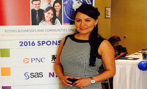 """Latinos fuera de serie:  Olivia Nuñez, """"el peor enemigo para alcanzar tus sueños es el conformismo"""""""