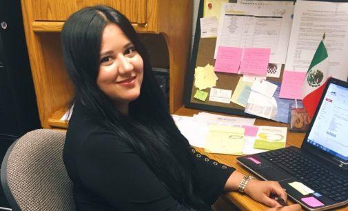 Nombran nueva coordinadora de servicio comunitario de la Liga Hispana