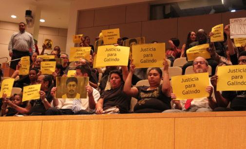 Comunidad y policía se reunirán para hablar sobre la muerte de latino abatido por uniformados