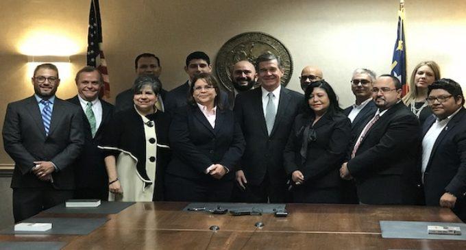 Inicia trabajo Consejo de Asuntos Hispanos y Latinos de la gobernación de Carolina del Norte