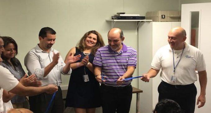 Inauguran oficialmente Ventanilla Consular de Casa El Salvador